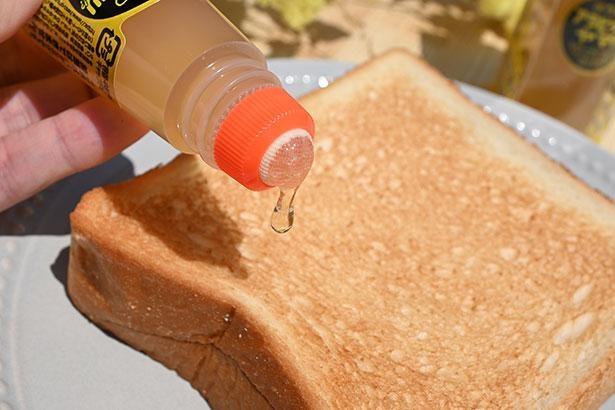 【写真】液状のりなのか、ハチミツなのか…驚愕のビジュアル
