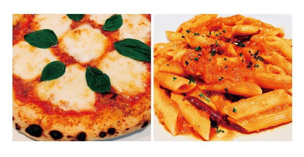 ピッツァマルゲリータ1500円(税込)など、デリバリーメニュー/The Tavern ITALIAN CUISINE