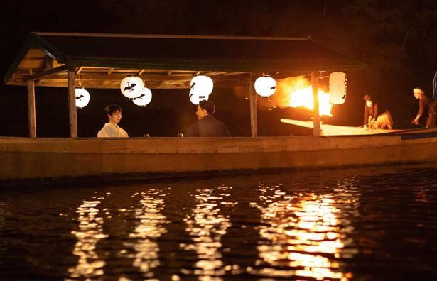 【写真】千年続く京都・嵐山の夏の風物詩「鵜飼」を鑑賞しながら宵涼み