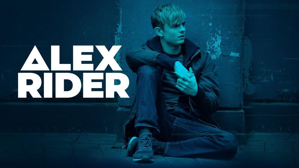 世界80か国以上で展開されるテレビドラマシリーズ「アレックス・ライダー(原題)」