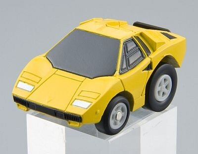 スピンパーツ付属「リモコンタイプQR-02ランボルギーニカウンタックLP400」
