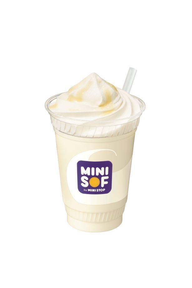 「超ミルク」の「のむソフトクリームパフェ」(540円)も登場