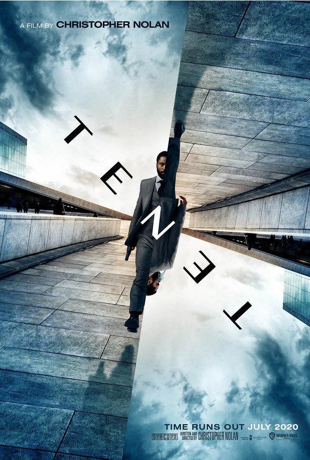 """【写真を見る】クリストファー・ノーラン監督が放つ衝撃作、謎の言葉""""TENET""""の意味とは一体…?"""