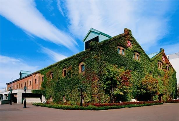 緑が多く豊かな自然が感じられる施設