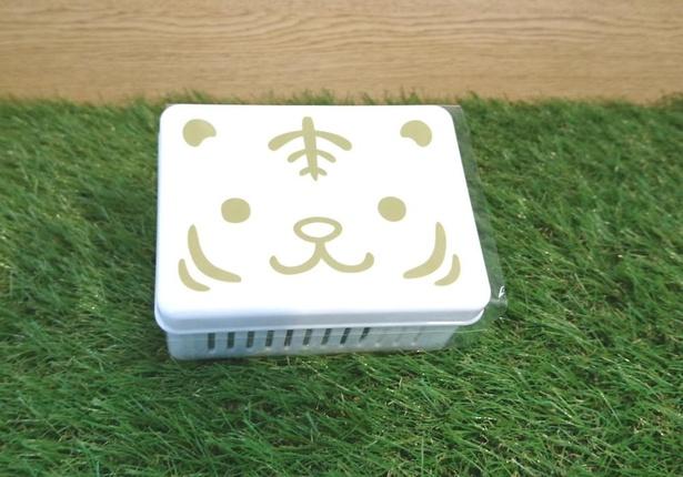 「ホワイトタイガーランチBOX」(税込650円)。ランチタイムが楽しくなりそう