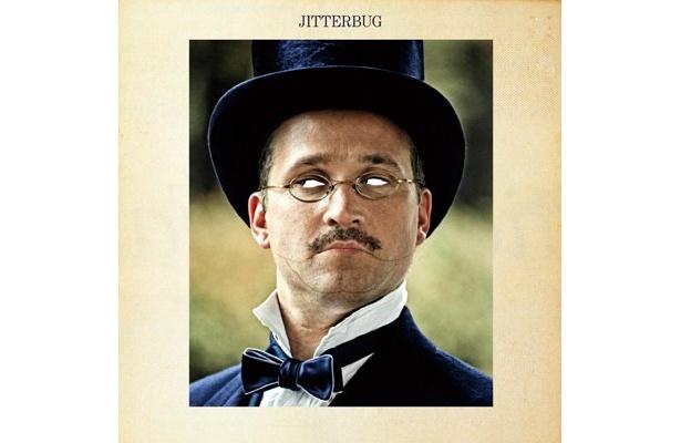 デビューアルバム『JITTERBUG』のジャケット写真