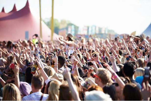 2020年は多くの夏フェスが開催中止を決定(イメージ)