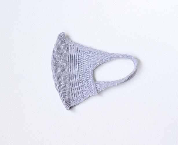 吸水速乾のコットン糸で編まれた夏用マスク