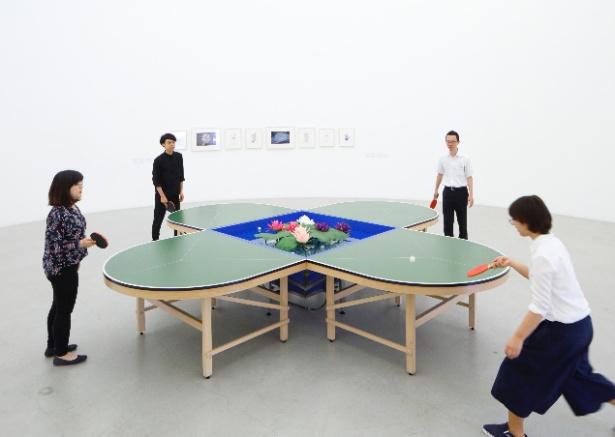 金沢21世紀美術館にて、アーティストが生み出した新しいスポーツを鑑賞 ...