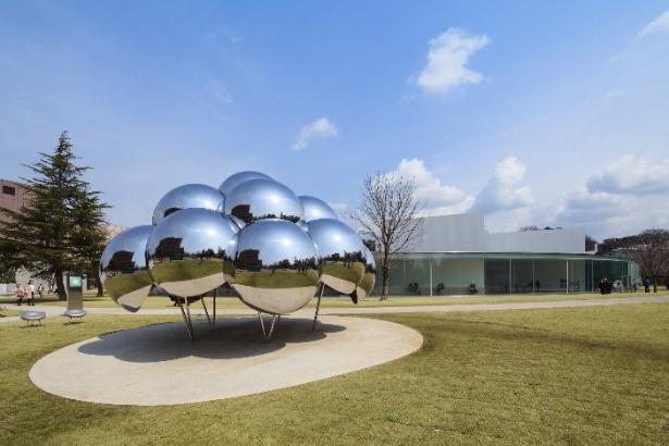 金沢21世紀美術館 外観
