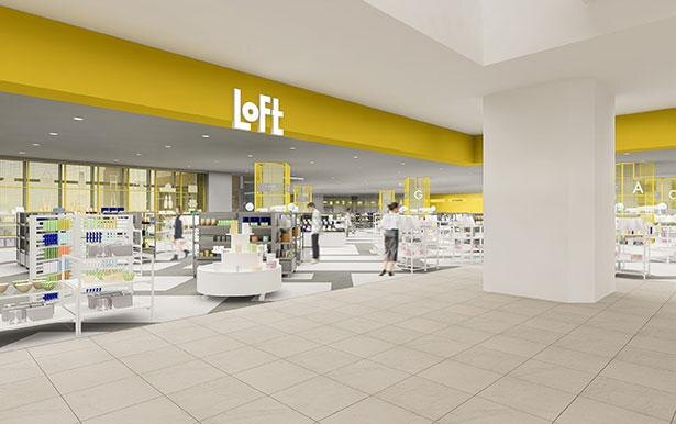 ロフトが沖縄初出店!ライカムロフトは6月12日(金)オープン ※画像はイメージ