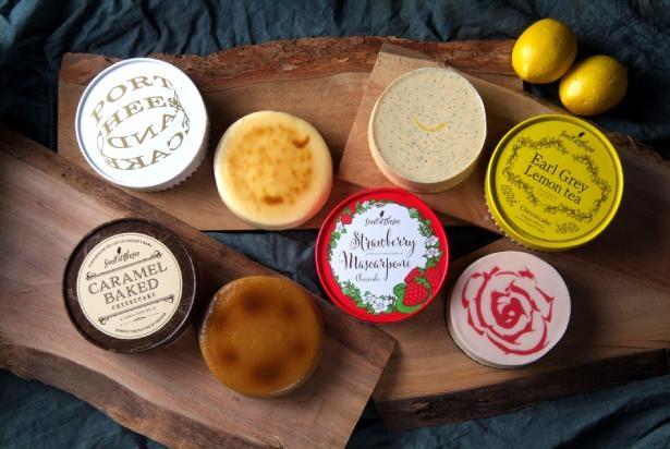 季節限定なども含めると30種類以上のチーズケーキを展開 / スイートオブオレゴン