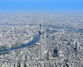 東京スカイツリー(R)が6月1日から営業再開 天望デッキの入場は定員の3割まで