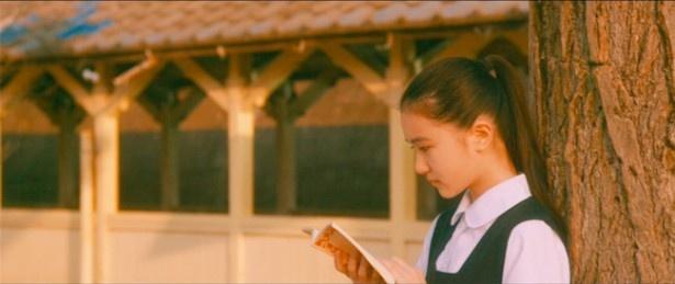 『雪女』ではミステリアスなヒロインの娘を演じた山口まゆ