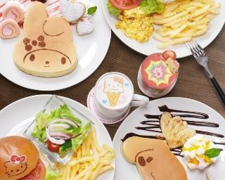 サンリオキャラクターのフードが楽しめる!「SANRIO CAFE 池袋店」がオープン