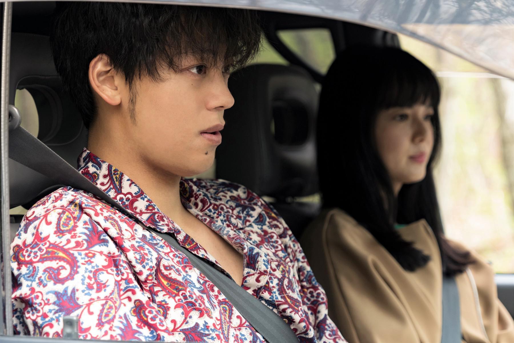 心通う相手の登場で、鷹野と田岡のバディに急展開が…!?