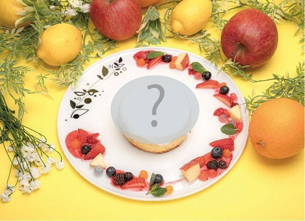 6月12日(金)~7月13日(月)に登場する「何が起こるの?いちごとベリーのパンケーキ」