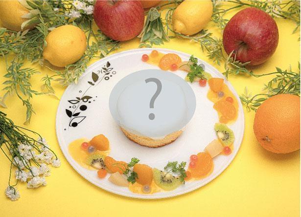 7月16日(木)~8月16日(日)限定の「何が起こるの?ももとオレンジのパンケーキ」