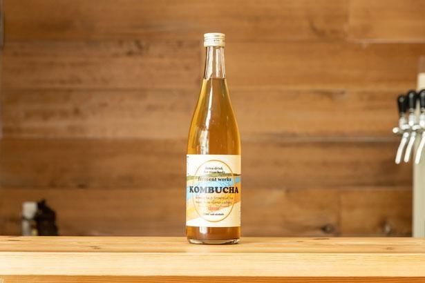 人気の甘酸っぱく、フルーティな香りが特徴のノンアルコールデトックスドリンク/ORYZAE BREWING