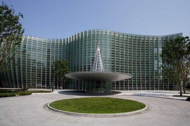 国内最大級の広さを誇る新しいタイプの美術館