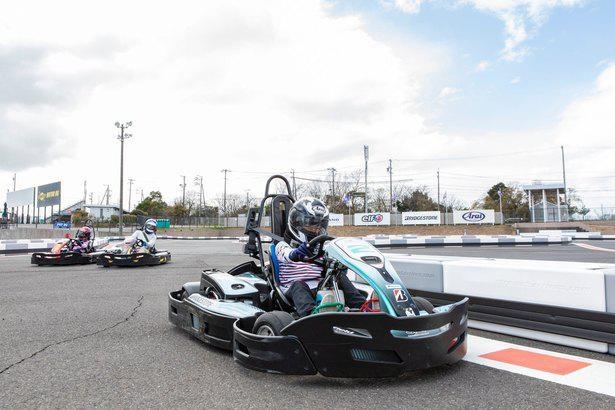 子供も大人も楽しめる!日本を代表するサーキットの遊園地
