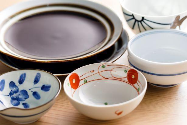 長崎の波佐見焼の食器からも九州ならではの魅力を感じられる
