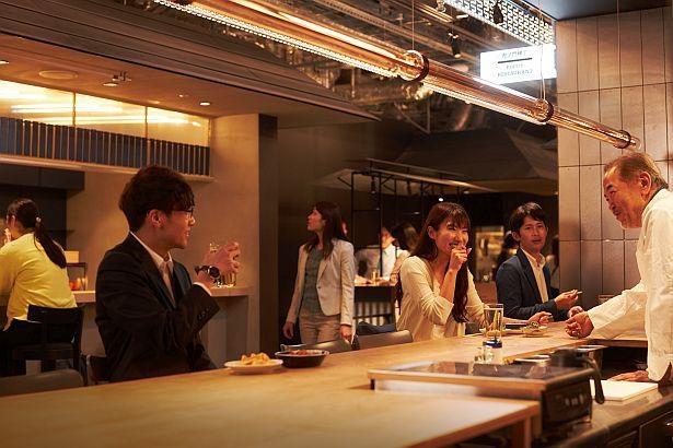 多店舗展開をしていない東京の名だたる人気店が集結