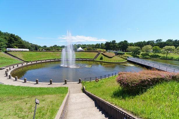 茨城県を代表する自然と触れあえるテーマパーク