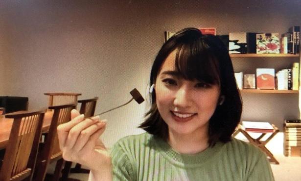 佐賀県・三原豆腐店の豆腐チョコレート「ICE TOFU CHOCOLATE」とのペアリングも実食