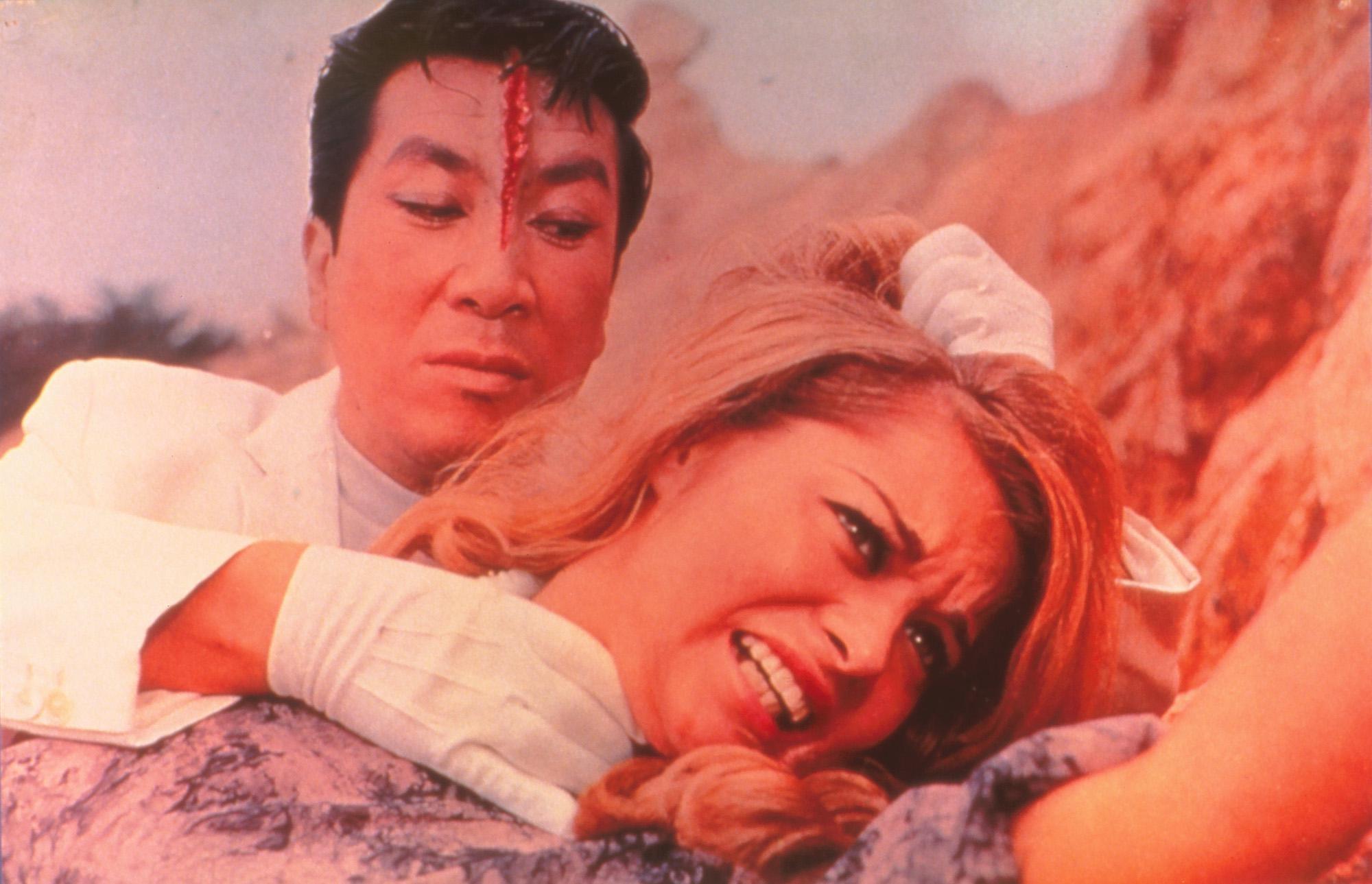 『吸血鬼ゴケミドロ』(68)