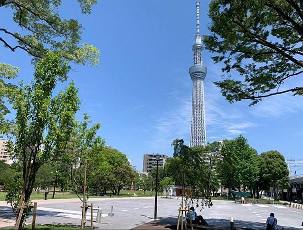 浅草と東京スカイツリータウンの間に「東京ミズマチ」がオープン
