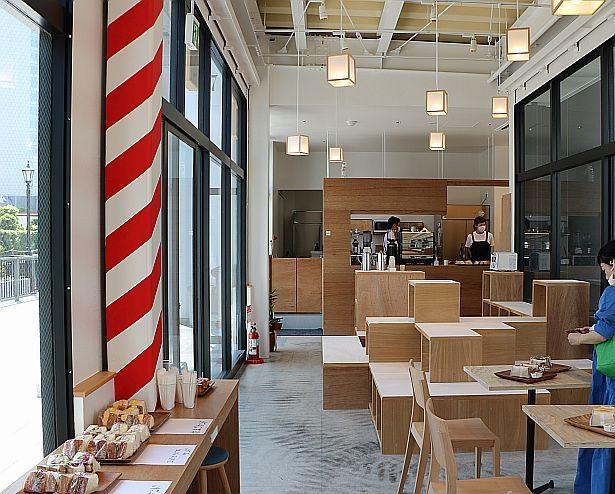 ベーカリーカフェ「むうや」は人気店「パンとエスプレッソと」が手がける新店