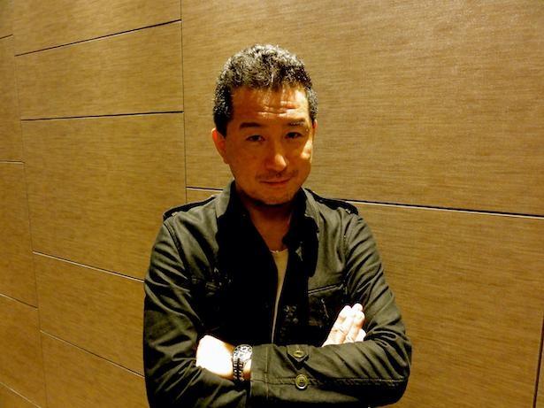 【写真】『ランボー魂』でランボーの魅力を熱く紹介する映画評論家の平野秀朗