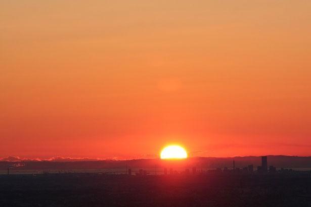 関東平野を見渡せる絶景スポット 「高尾山(東京都八王子市)」