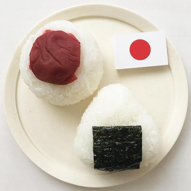シンプルイズベストな「日本おにぎり」