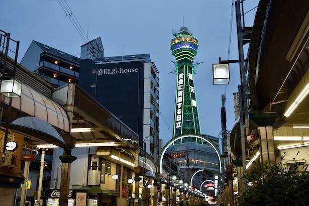 「大阪モデル」を知らせるライトアップは6/30で終了