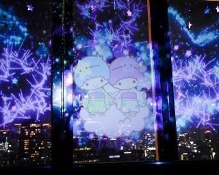 新しい夜景体験!東京タワー×キキララの夏を彩るイベント