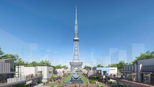 名古屋、栄に「Hisaya-odori Park」がオープン!
