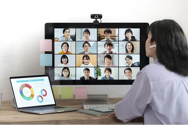 【写真】オンラインでのコミュニケーションは、学生はすぐにアジャスト。授業においては、先生とのネット慣れ分断が発生(写真はイメージ)