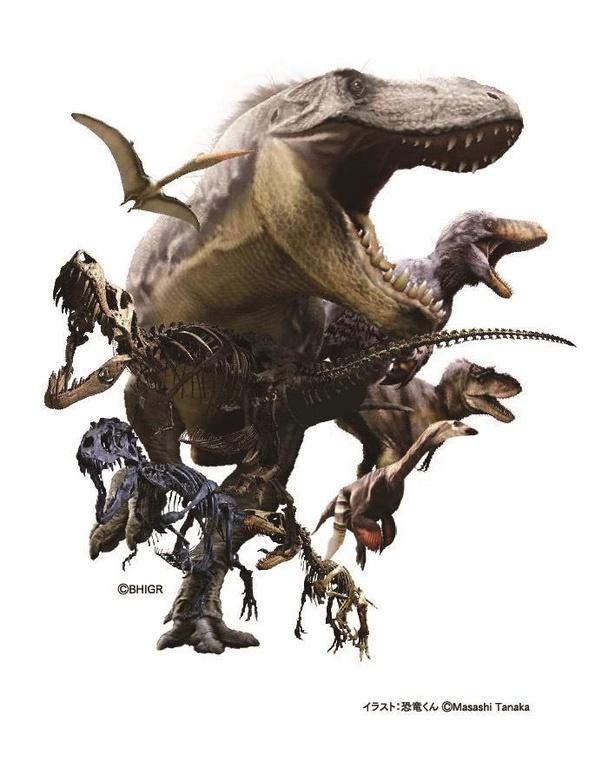 【写真】全身骨格を展示するほか、最新の研究により発見した「肉食恐竜たち」の知られざる魅力や生態をより詳しく学べる展示会