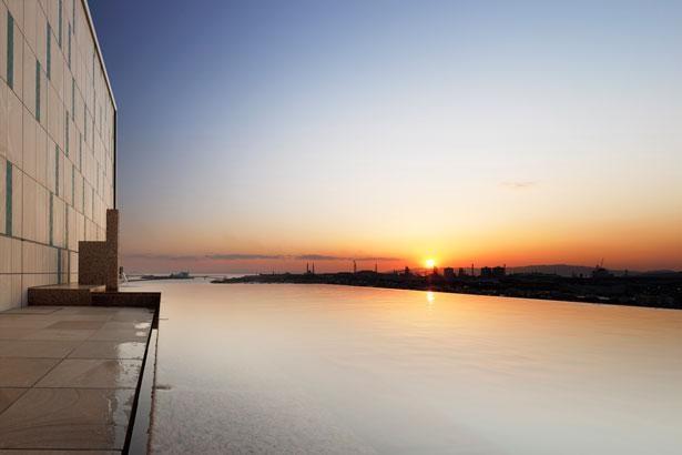 絶景を楽しめるインフィニティスパ/カンデオホテルズ南海和歌山