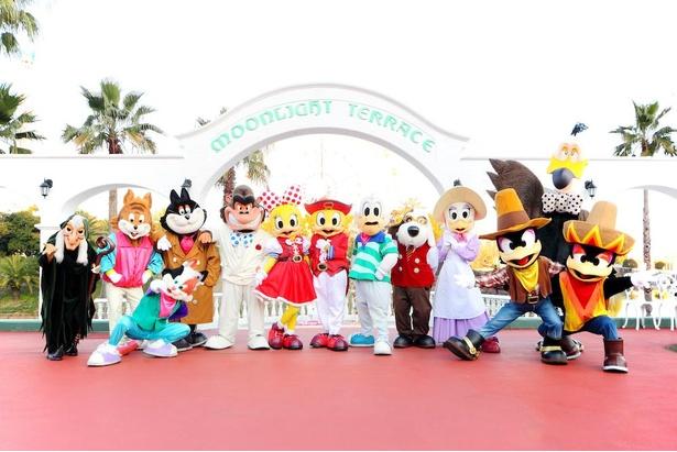 【写真】13のオリジナルキャラクターが全員集合!