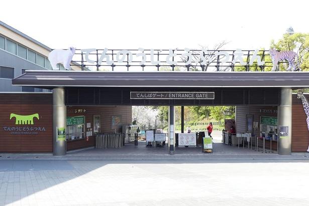 天王寺駅から便利なてんしばゲートを西へ行くと「クマ舎」がある