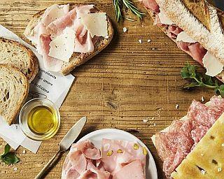 スタバ運営のベーカリー「プリンチ(R)」が、サンドイッチを自宅で楽しめる「DIYセット」を発売!