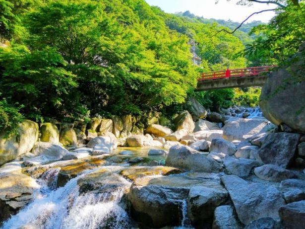 大石公園(三重県菰野町)