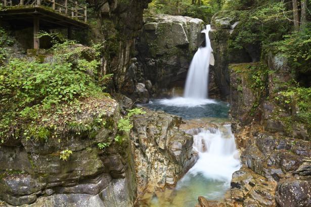 夕森公園(岐阜県中津川市)