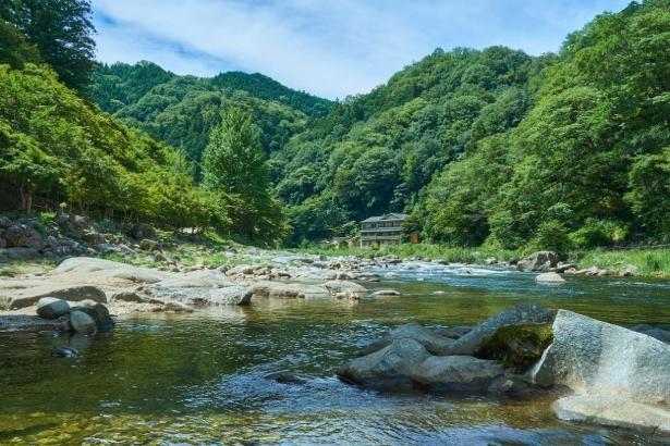 香嵐渓(愛知県豊田市)