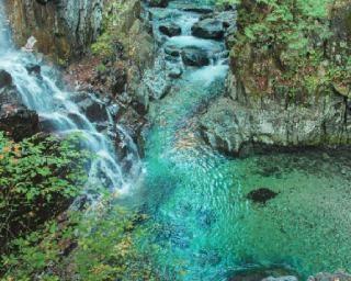 【写真特集】滝や渓谷など東海エリアの絶景がズラリ!夏に行きたい水辺の絶景