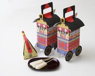 祇園祭グルメが京都高島屋に集結!中止の山鉾建て&巡行気分を銘菓で味わおう
