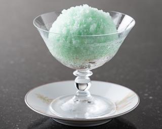 アラン・デュカスのソフトクリームに新フレーバー!夏限定のかき氷も登場